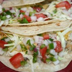 Fresh Fish Tacos