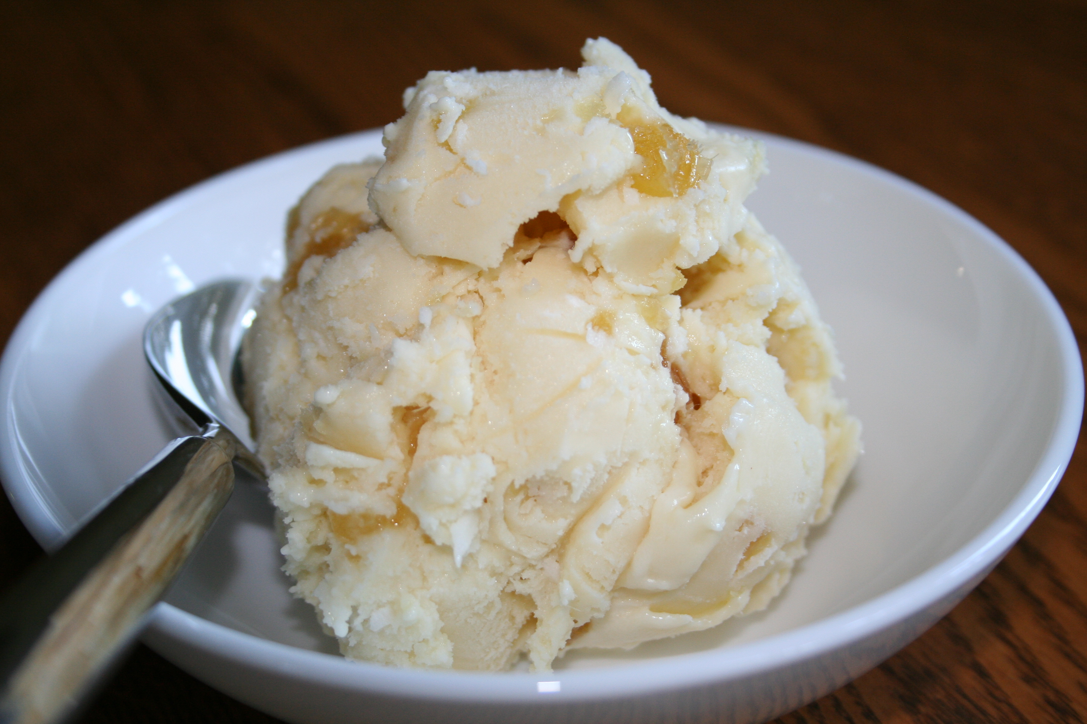 Ginger Ice Cream Recipes — Dishmaps